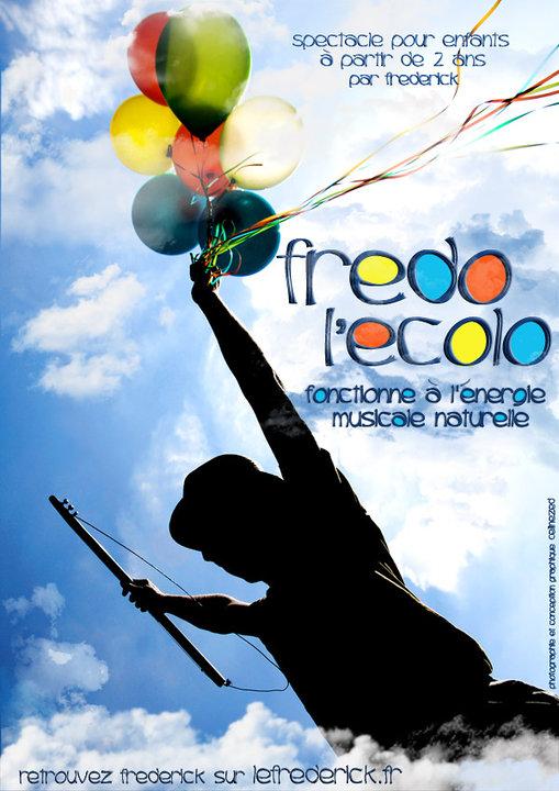 affiche fredo lecolo