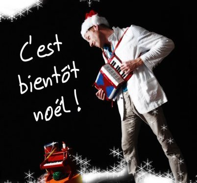 En Spectacle de Noël sur Facebook le 11 Décembre 2020!