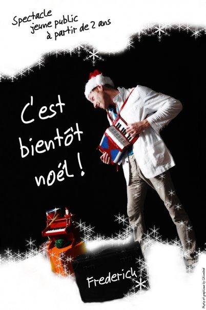 C'est bientôt Noël - Affiche