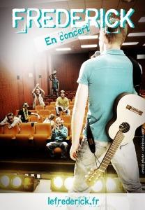 """Musique pour les enfants """"Frederick en concert"""""""