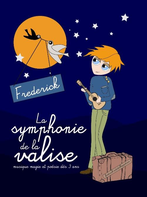 """Spectacle jeune public """"La Symphonie de la Valise - Le Blues de la Girafe"""""""
