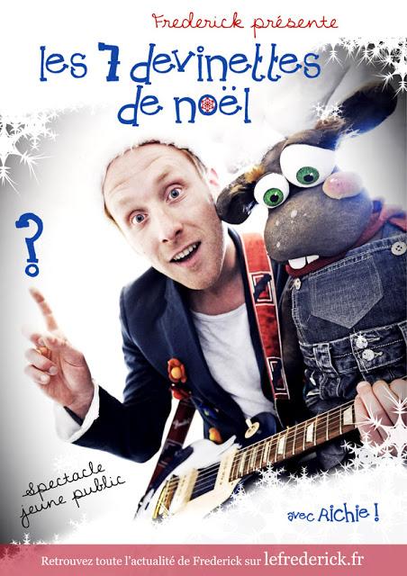 En spectacle le 17 décembre 2017 au Théâtre de l'Embellie à Montauban (82)