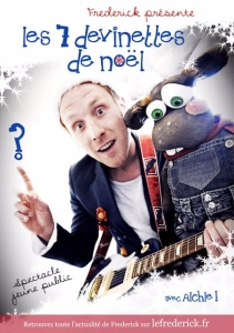 """Spectacle jeune public """"Les 7 Devinettes de Noël"""""""