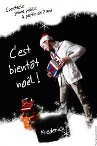 """Spectacle jeune public """"C'est bientôt Noël"""""""