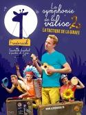 """Spectacle jeune public """"La Symphonie de la Valise 2 - La Tactique de la Girafe"""""""