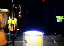 """""""La Symphonie de la Valise ll"""" pour les familles de la Croix Rouge de Caussade"""