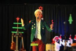 En spectacle de Noël au Théâtre le Florida à Septfonds