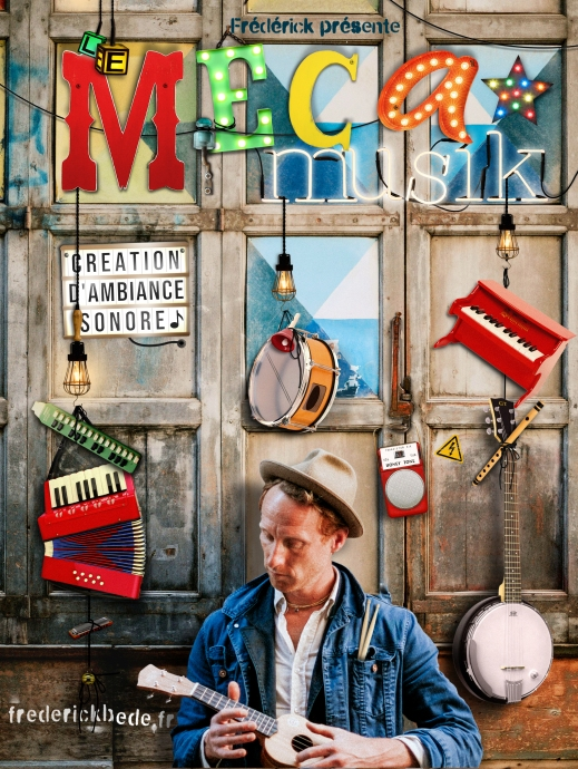 Frederick - Le Meca-Musik