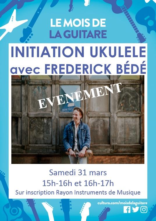 Initiation Ukulele Facebook