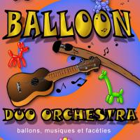 En Balloon Duo Orchestra le 05 juin 2019 pour la Journée Petite Enfance de Caussade (82)