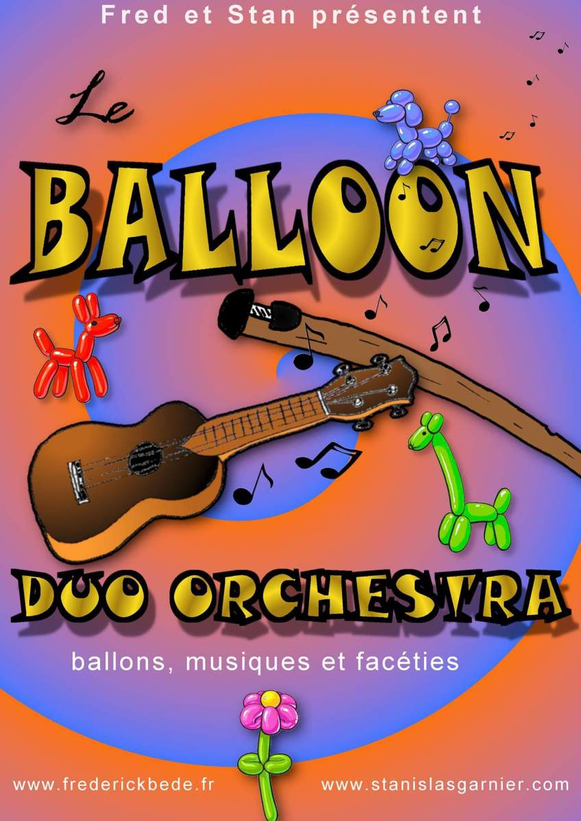 Le Balloon Duo Orchestra