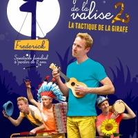 En spectacle le 21 juillet 2019 au Festival Danses et Musiques pour Tous à LAUNAC (31)